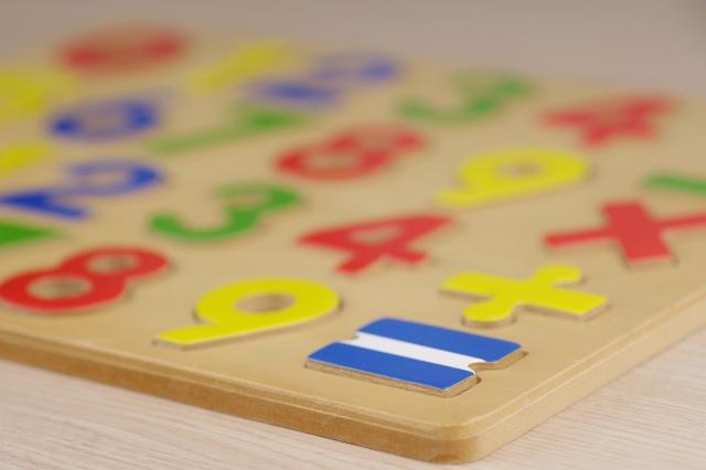 1歳児オススメの遊びとしてパズルがある